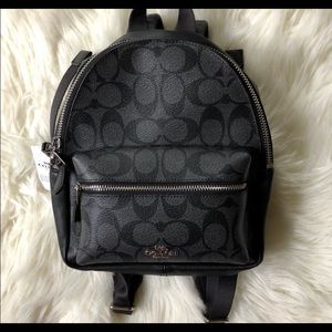 Signature Coach Mini Backpack